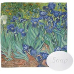 Irises (Van Gogh) Wash Cloth