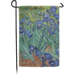 Irises (Van Gogh) Garden Flag - Single or Double Sided