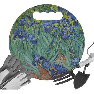 Irises (Van Gogh) Gardening Knee Cushion