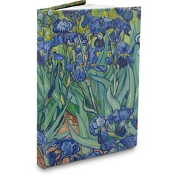 Irises (Van Gogh) Hardbound Journal