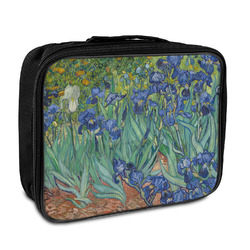 Irises (Van Gogh) Insulated Lunch Bag