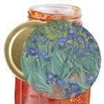 Irises (Van Gogh) Jar Opener