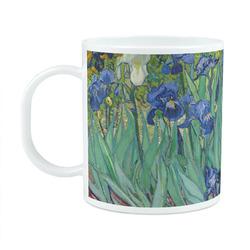 Irises (Van Gogh) Plastic Kids Mug