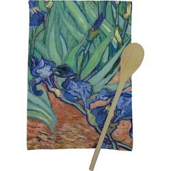 Irises (Van Gogh) Kitchen Towel - Full Print