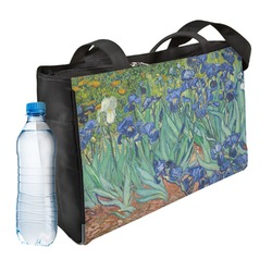 Irises (Van Gogh) Ladies Workout Bag