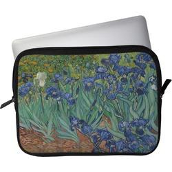 "Irises (Van Gogh) Laptop Sleeve / Case - 13"""
