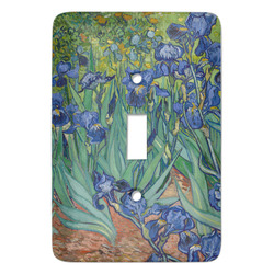 Irises (Van Gogh) Light Switch Cover (Single Toggle)