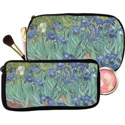 Irises (Van Gogh) Makeup / Cosmetic Bag