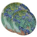 Irises (Van Gogh) Melamine Plate