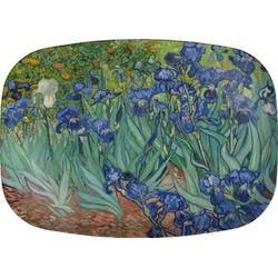 Irises (Van Gogh) Melamine Platter