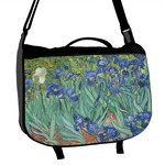 Irises (Van Gogh) Messenger Bag