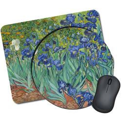 Irises (Van Gogh) Mouse Pads