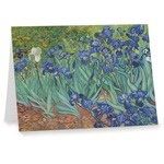 Irises (Van Gogh) Note cards
