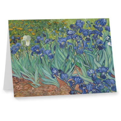Irises (Van Gogh) Note cards