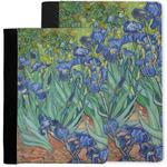 Irises (Van Gogh) Notebook Padfolio