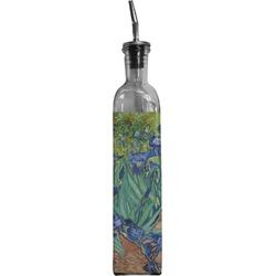 Irises (Van Gogh) Oil Dispenser Bottle