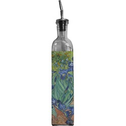 Irises (Van Gogh) Oil Dispenser Bottle