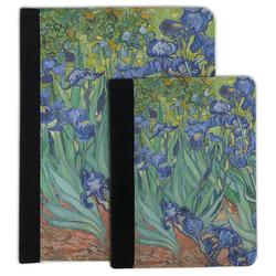 Irises (Van Gogh) Padfolio Clipboard