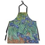 Irises (Van Gogh) Apron Without Pockets