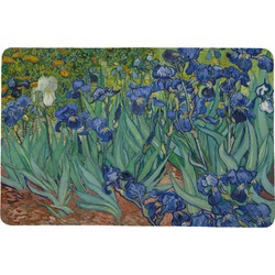 Irises (Van Gogh) Comfort Mat