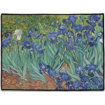 Irises (Van Gogh) Door Mat