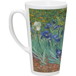 Irises (Van Gogh) Latte Mug