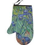 Irises (Van Gogh) Left Oven Mitt