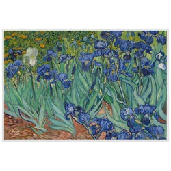Irises (Van Gogh) Placemat (Laminated)