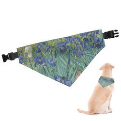 Irises (Van Gogh) Dog Bandana