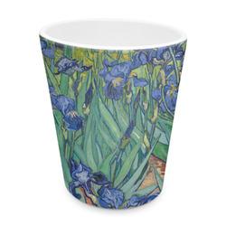 Irises (Van Gogh) Plastic Tumbler 6oz