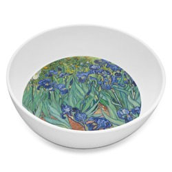 Irises (Van Gogh) Melamine Bowl 8oz