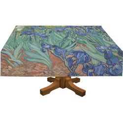Irises (Van Gogh) Tablecloth