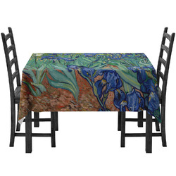 Irises (Van Gogh) Tablecloth
