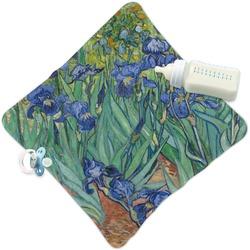Irises (Van Gogh) Security Blanket