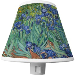 Irises (Van Gogh) Shade Night Light