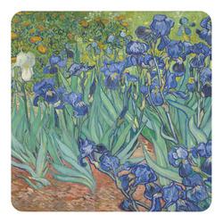 Irises (Van Gogh) Square Decal