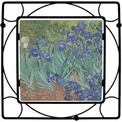 Irises (Van Gogh) Trivet