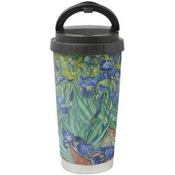 Irises (Van Gogh) Stainless Steel Travel Mug