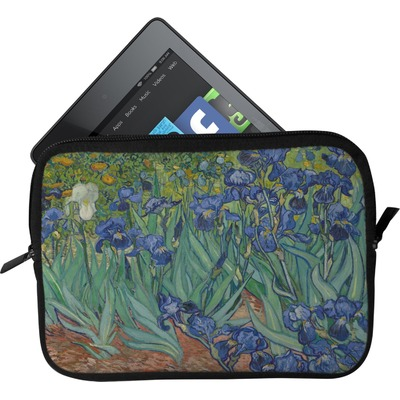 Irises (Van Gogh) Tablet Case / Sleeve