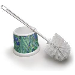 Irises (Van Gogh) Toilet Brush