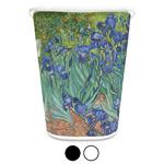Irises (Van Gogh) Waste Basket