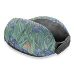 Irises (Van Gogh) Travel Neck Pillow