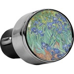 Irises (Van Gogh) USB Car Charger
