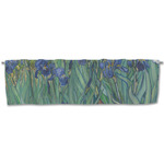 Irises (Van Gogh) Valance