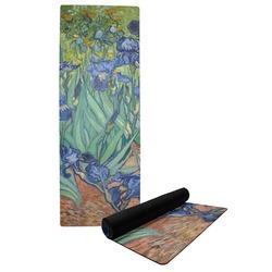 Irises (Van Gogh) Yoga Mat