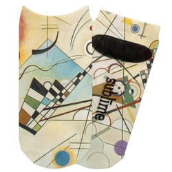 Kandinsky Composition 8 Adult Ankle Socks