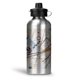 Kandinsky Composition 8 Water Bottle - Aluminum - 20 oz