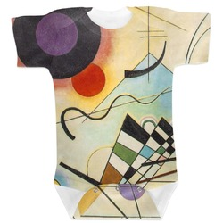 Kandinsky Composition 8 Baby Bodysuit