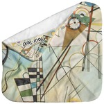 Kandinsky Composition 8 Baby Hooded Towel