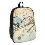 Kandinsky Composition 8 Kids Backpack